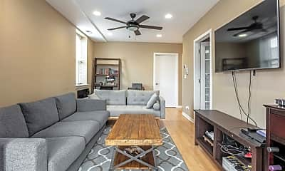 Living Room, 1735 W Division St 403, 0
