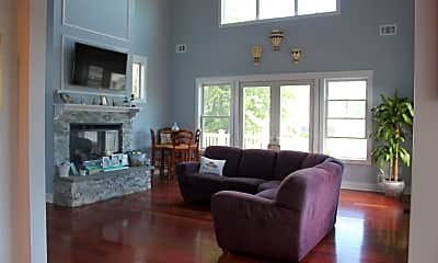 Living Room, 25 Riverdale Ave, 1
