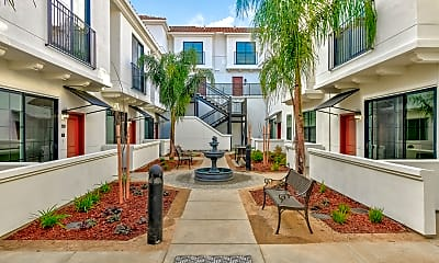 Building, Angelino Luxury Apartment Homes, 1