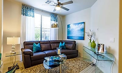 Living Room, Liv Ahwatukee Apartments, 1