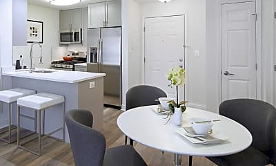 Kitchen, The Bexley, 1