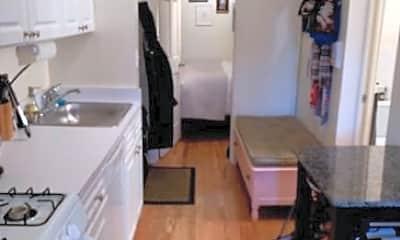 Kitchen, 523 Hudson St, 1