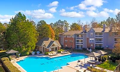 Pool, HillRock Estates, 0