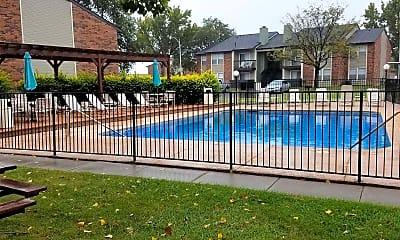 Pool, Dove Park, 2