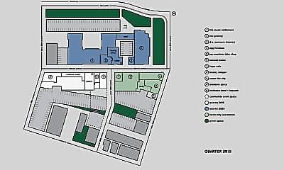 Community Signage, Quarter Phase II - New Construction, 2