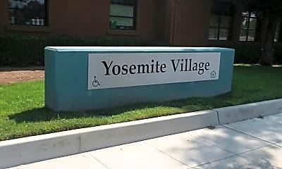 Yosemite Village Apartment, 1