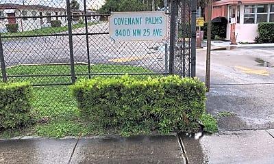 Covenant Palms, 1
