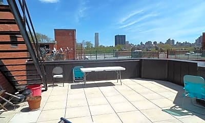 Patio / Deck, 4 W 104th St, 2