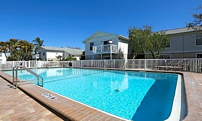 Pool, Mystic Bay, 2
