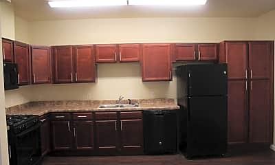 Kitchen, Sunquest Apartments, 0