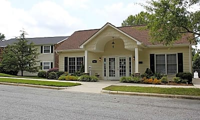 Clubhouse, Willow Woods, 1