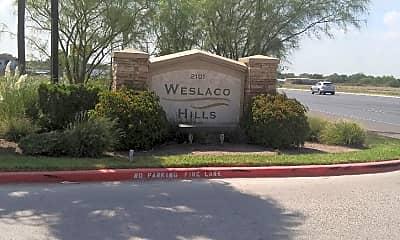 Weslaco Hills Apartments, 1