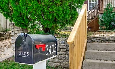 Community Signage, 3405 Elkins Ave, 1