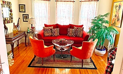 Living Room, 1 Ropes St, 0