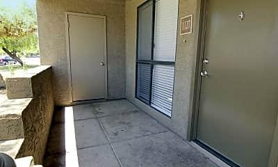 Patio / Deck, Scottsdale Place, 2