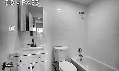 Bathroom, 1260 Broadway 4-B, 2