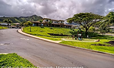Community Signage, 136 Hoowaiwai Loop, 2