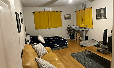 Bedroom, 4418 1/2 165th St, 0