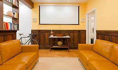Living Room, 7 W 92nd St, 1