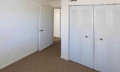 Bedroom, Lake Point Apartments- Senior Housing, 2