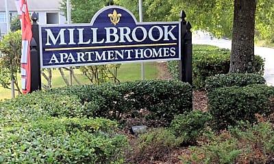 Community Signage, Millbrook, 2