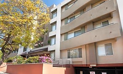 Building, Midvale Apartments, 1