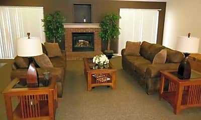 Living Room, Pineview Estates, 1