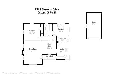 Building, 7741 Greenly Dr, 2