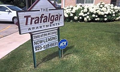The Trafalgar Apartments, 1