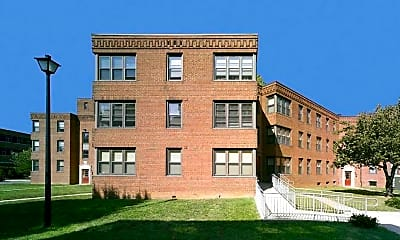 West Court Apartments, 0