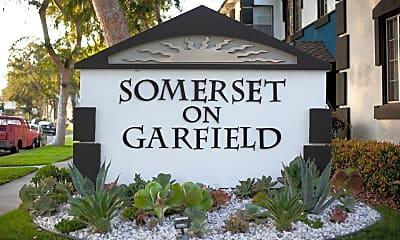 Community Signage, Somerset, 2