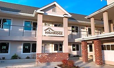 Building, Highridge Apartment Homes, 0