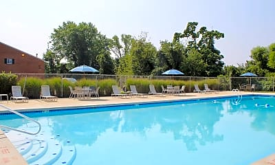 Pool, Rivers Bend, 1