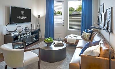 Living Room, 611 W Cavalcade St, 1