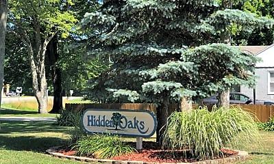 Hidden Oaks Mobile Home Park, 1