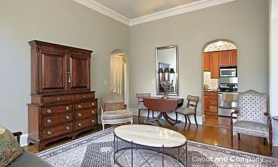 Living Room, 135 Marlborough St, 1