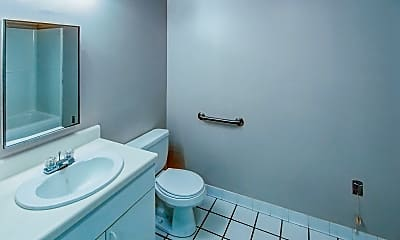 Bathroom, 62+ Schaffer Heights Senior Apartments, 2