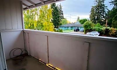 Patio / Deck, 506 E 34th St, 2