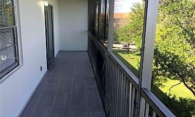 Patio / Deck, 1301 SW 135th Terrace 408J, 2