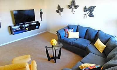 Living Room, Auburn Place, 1