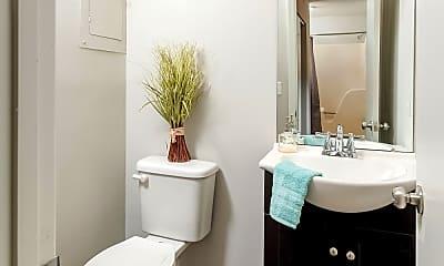 Bathroom, Midtown Square, 2