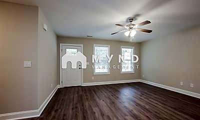 Living Room, 1518 Jamaica Rd, 1