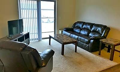 Living Room, 1306 Main St N, 2