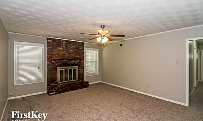 Bedroom, 3324 Lynchburg St, 1
