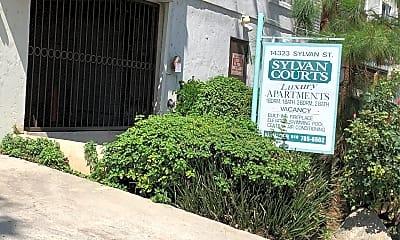 Sylvan Court Apartments, 1