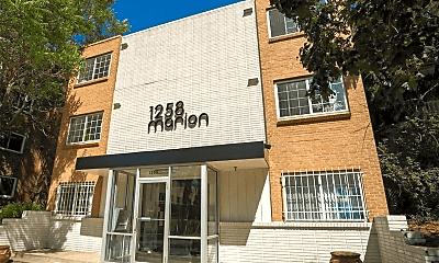 Building, 1258 N Marion St, 0