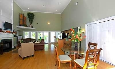 Living Room, Hanover Landing, 1
