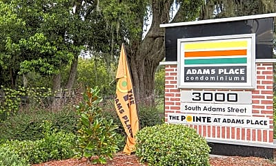 Community Signage, The Pointe at Adams Place, 2