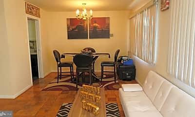 Living Room, 1830 Columbia Pike 115, 1