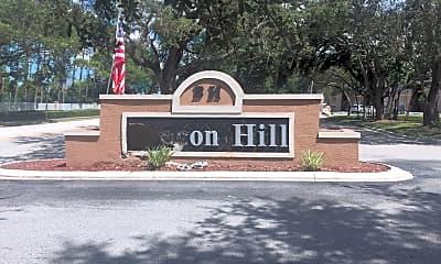 Beacon Hill Apartments, 1